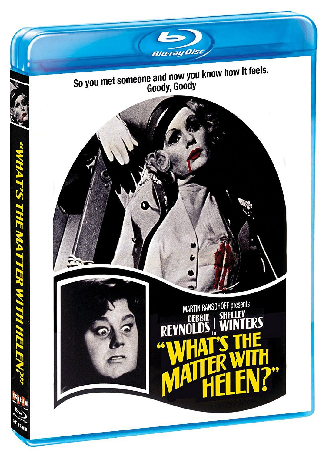 "Scream Factory is Asking ""What's The Matter With Helen?'"