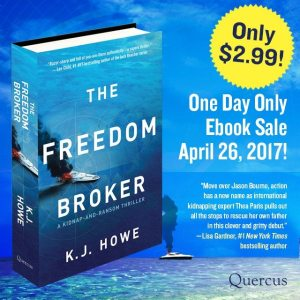 Kindle Daily Deal – April 26, 2017