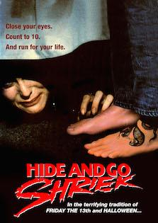 Hide and Go Shriek – Blu-ray/DVD Release on May 30th, 2017