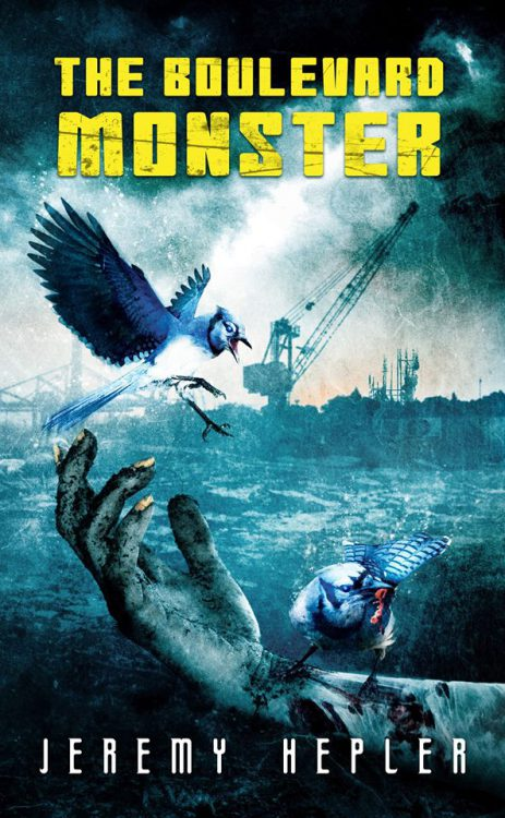 'The Boulevard Monster' by Jeremy Hepler Out Now