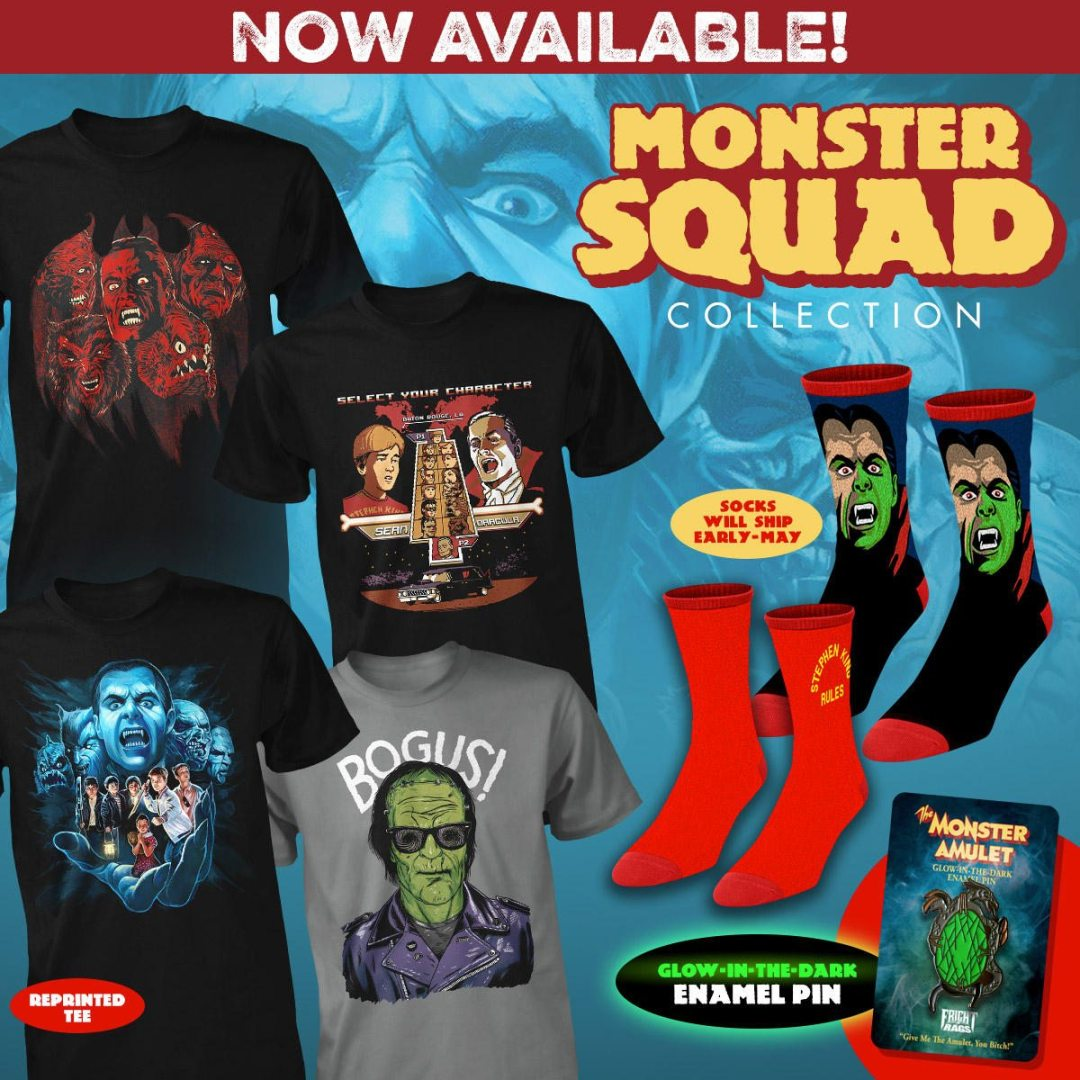 This Is How Much Fright Rags Loves The 'Monster Squad'