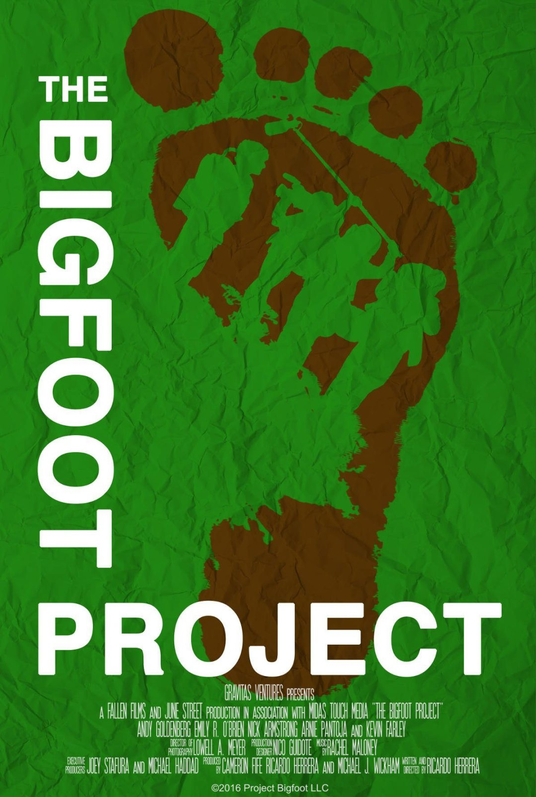 'The Bigfoot Project' Gets a Release Date