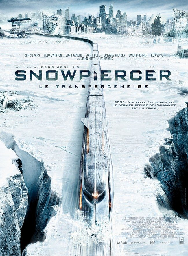 'Snowpiercer' TV Series Casting and Director Announcements!
