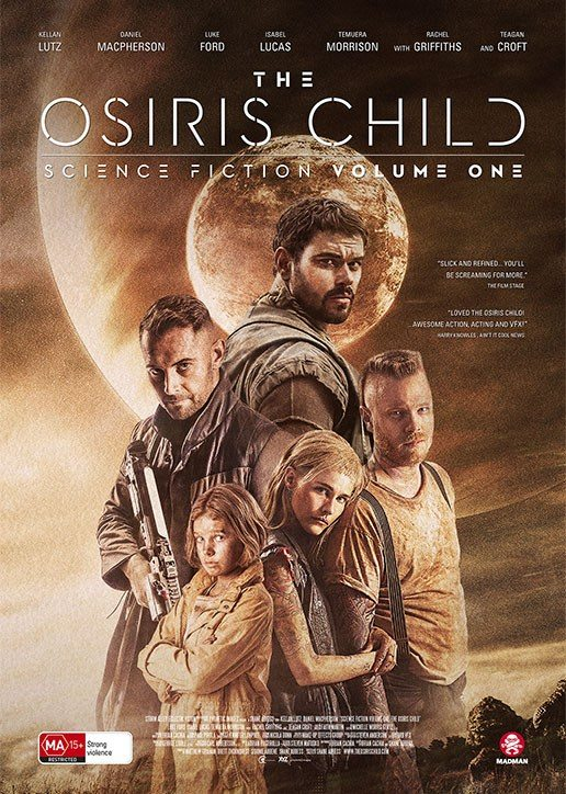 RLJ Entertainment Snagged The Rights To 'The Osiris Child'