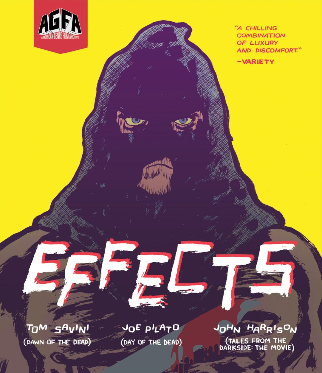 American Genre Film Archive (AGFA) to Release 'Effects' on 8/22