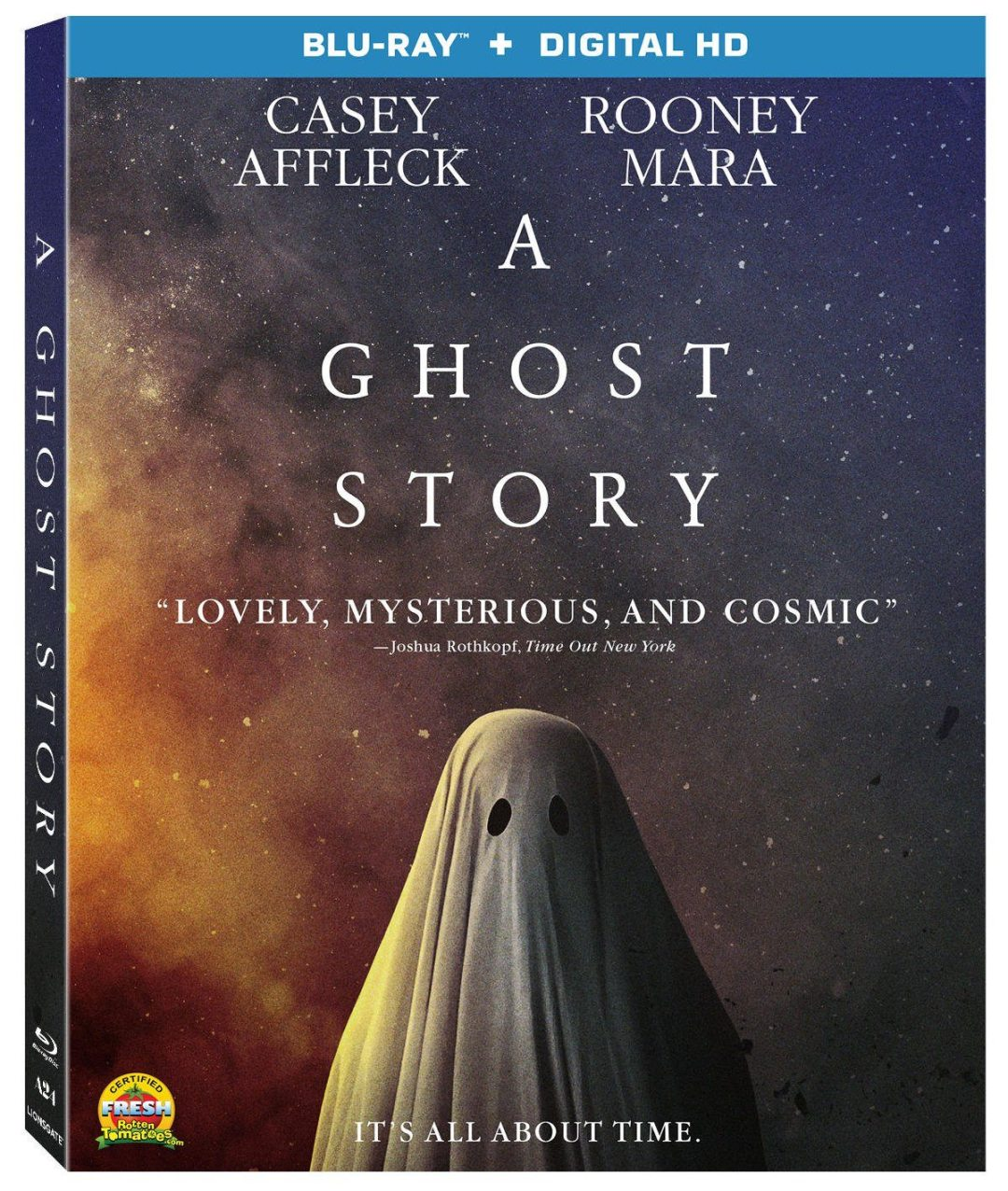 You Can Take Home 'A Ghost Story' This October