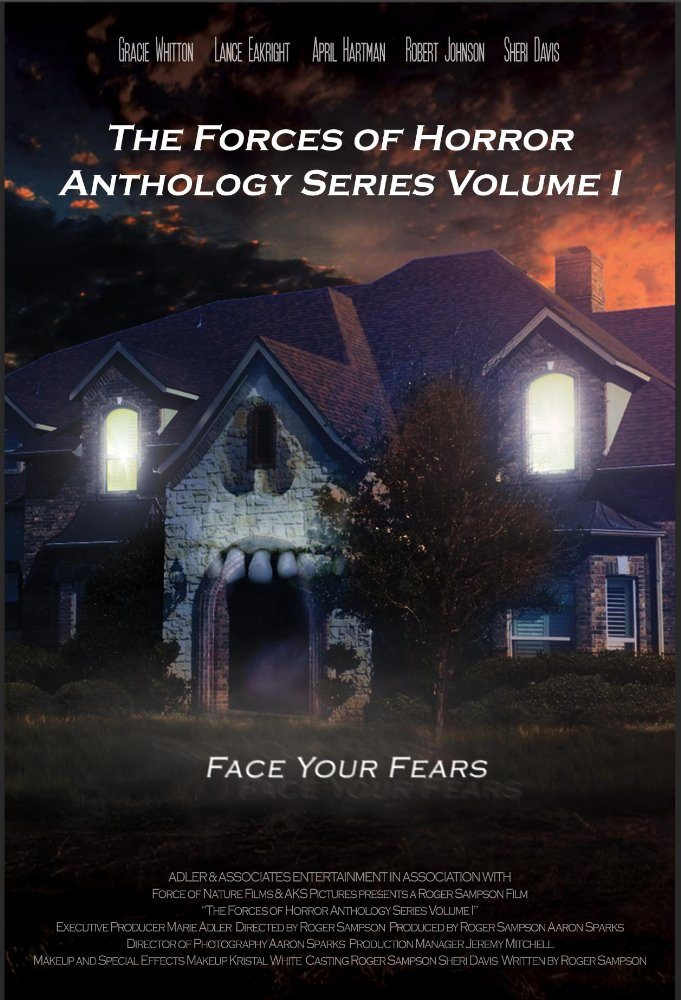 The Forces Of Horror Anthology