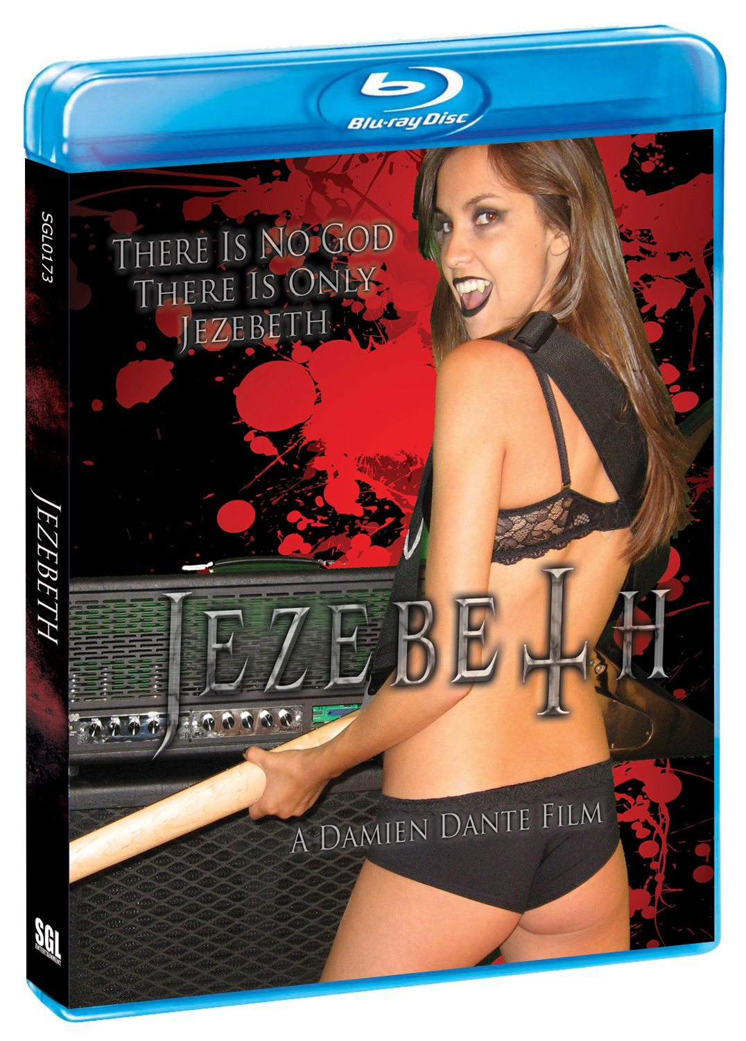 SGL Entertainment Re-Releases the Cult Classic Vampire Film 'Jezebeth' to Blu-ray and DVD