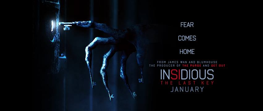 Check Out the Trailer for 'Insidious: The Last Key!'