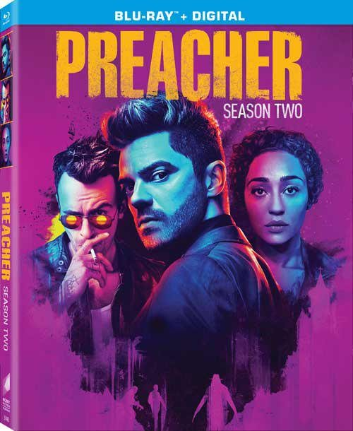 This November You Can Take Home The Second Season Of 'Preacher'