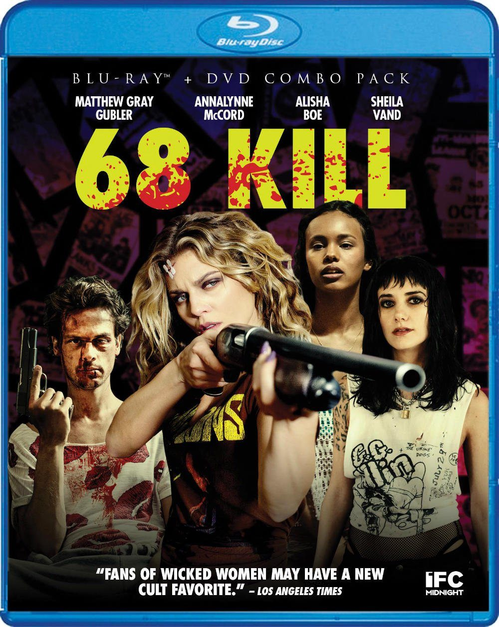 Next Year There Will Be a '68 Kill' from Scream Factory!