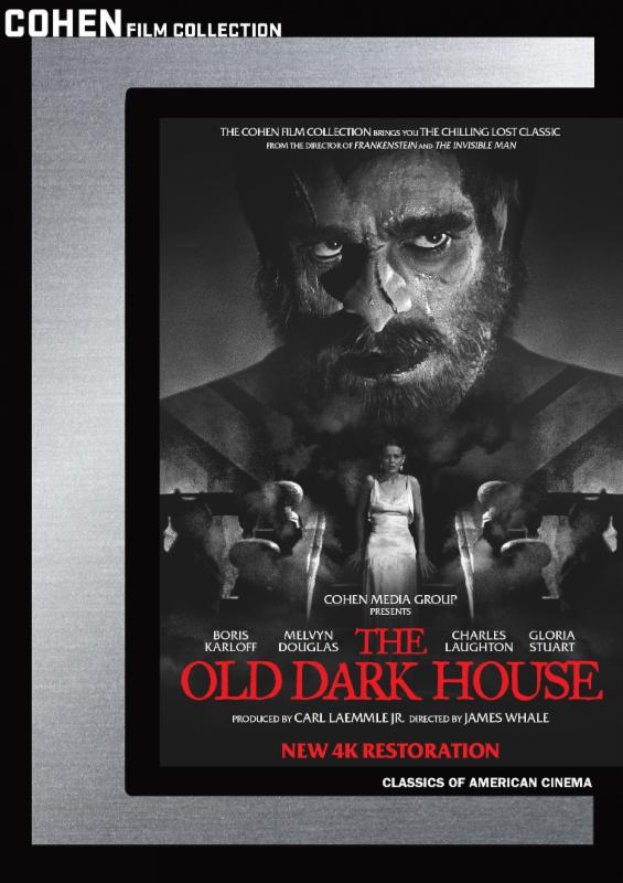 'The Old Dark House' Comes to DVD and Blu-ray on 10/24