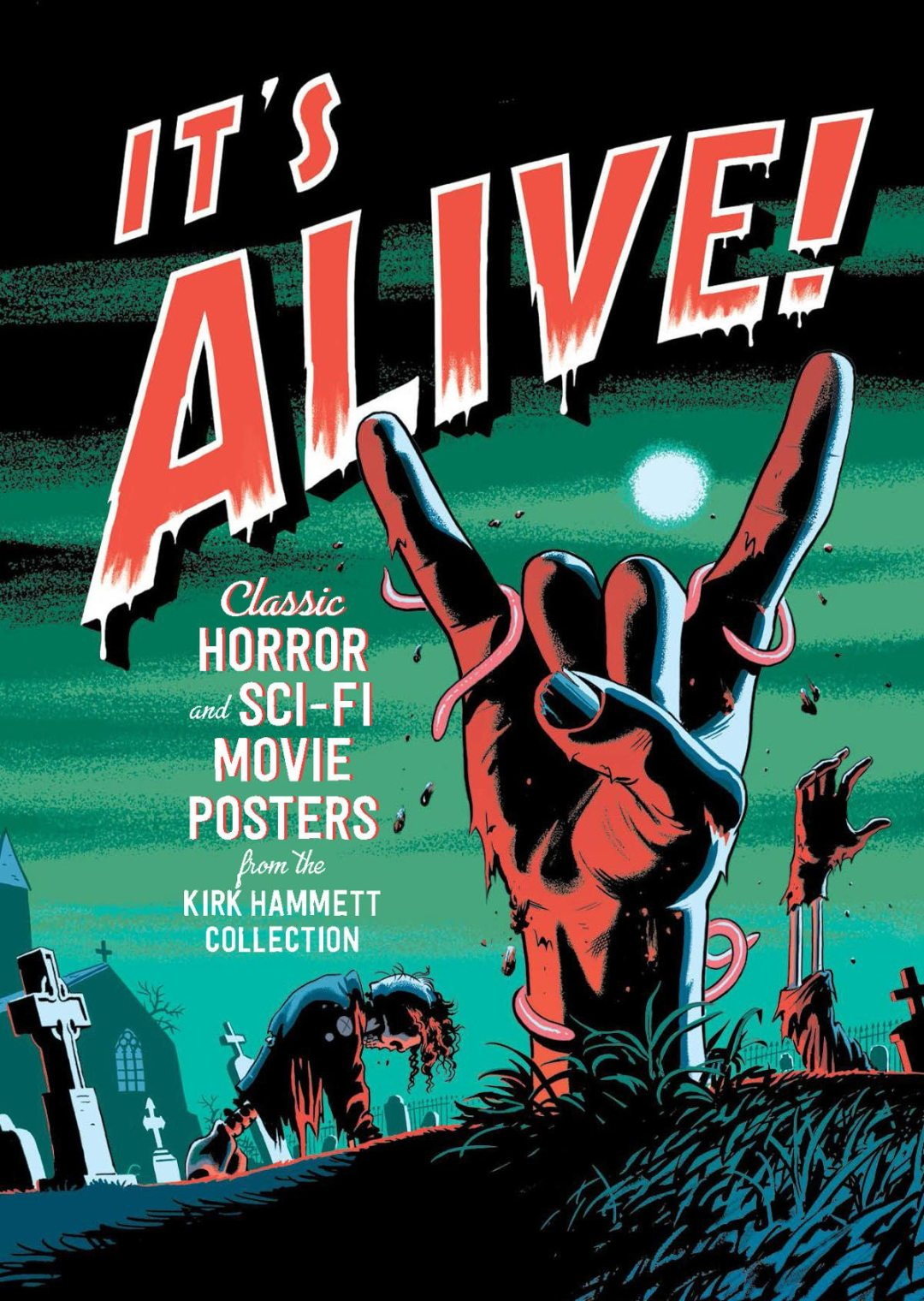 Kirk Hammett's 'It's Alive!' Collection is Coming!