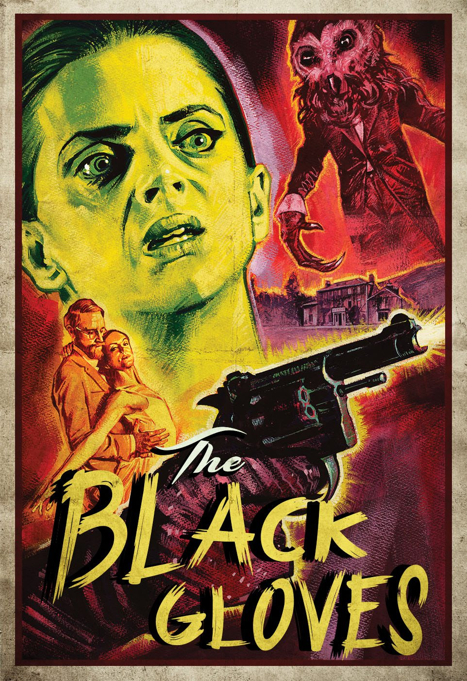 Scottish Chiller 'The Black Gloves' to Première at FrightFest This Halloween