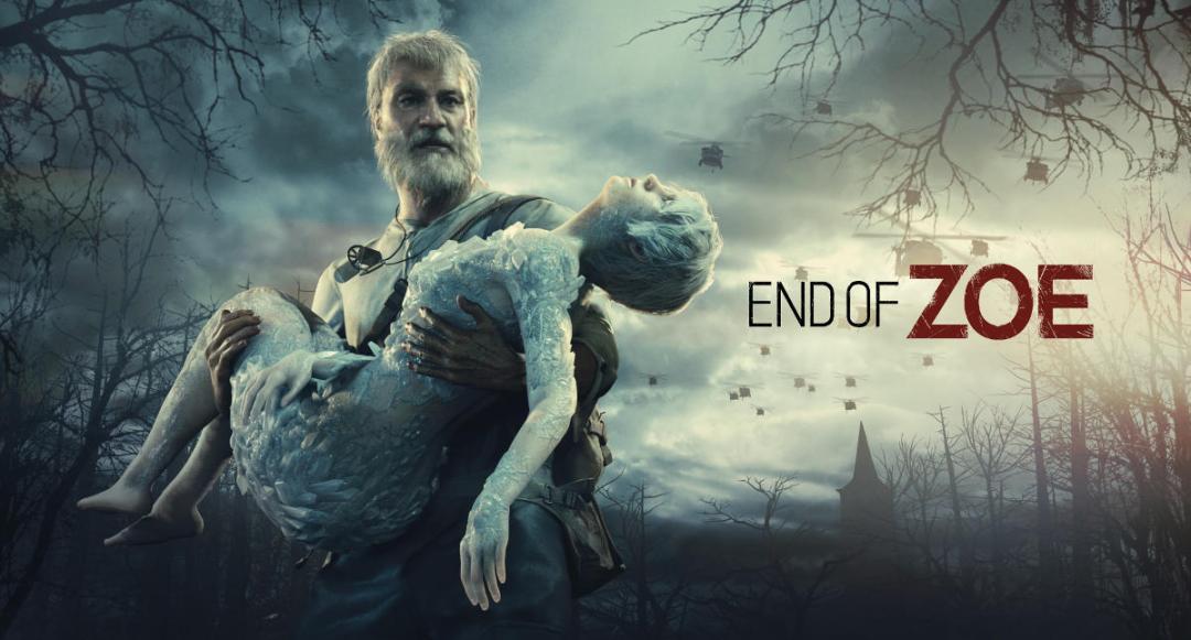 You're 'Not A Hero' and It's the 'End Of Zoe' in This New DLC for 'Resident Evil 7'