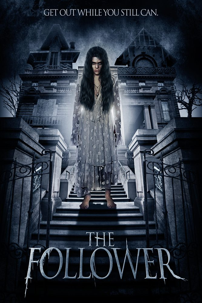 A Ghostly Summons Takes Place on Oct. 31st with Kevin Mendiboure's 'The Follower!'