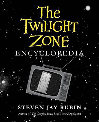 Soon You Can Get 'The Twilight Zone Encyclopedia!'