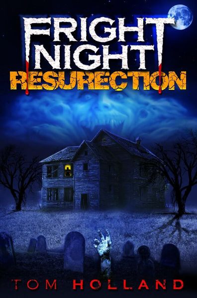 'Fright Night Resurrection' Gets a Title, Poster, and Maybe a Release Date!