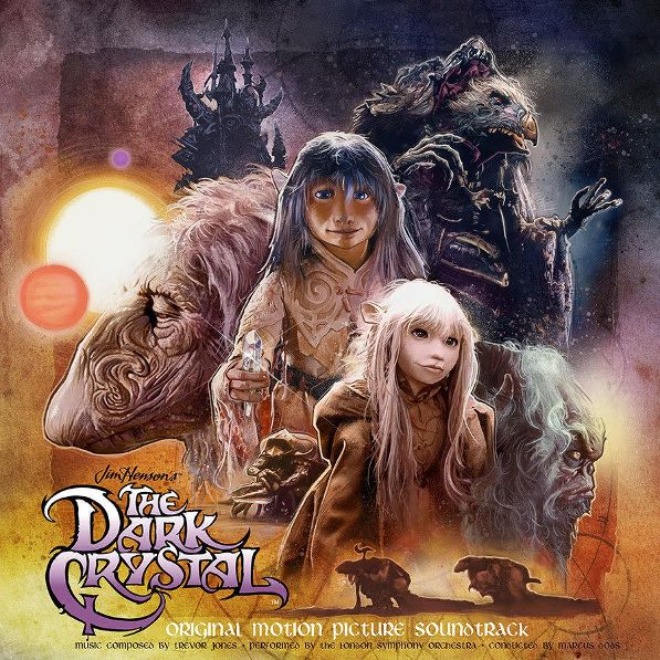 'The Dark Crystal' is Getting a 35th Anniversary Vinyl Release!