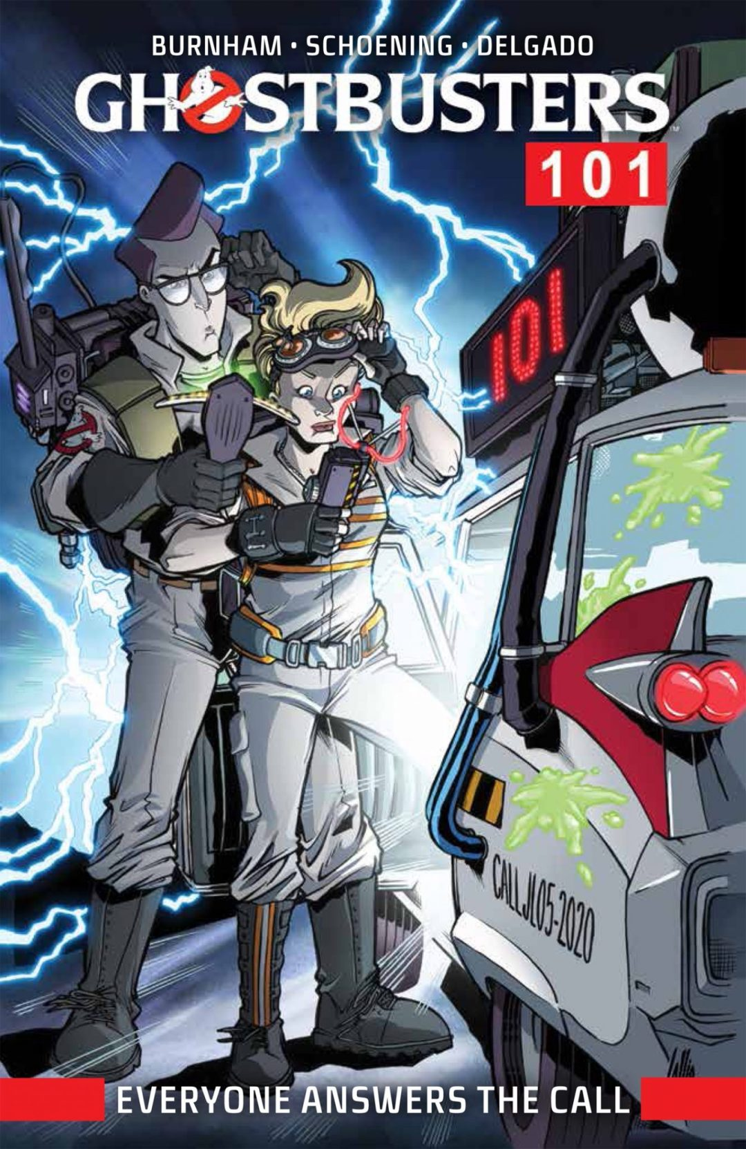 'Ghostbusters 101: Everyone Answers the Call!'