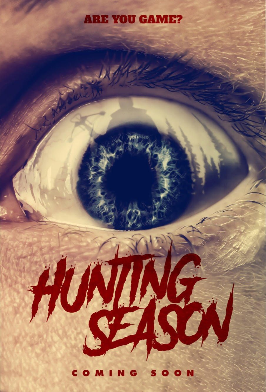 Johnson, Russo Set for 'Hunting Season'