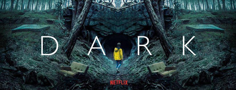 """Netflix series """"Dark"""" poster."""