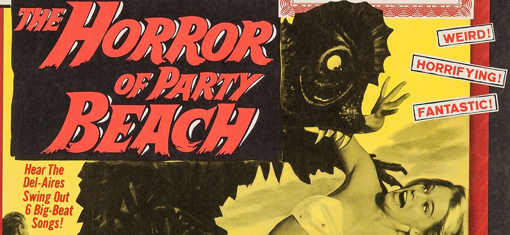 Severin Films Announces 'The Horror of Party Beach' Blu-ray Bundle & Special Features