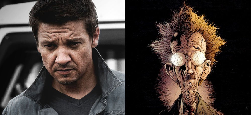 "Jeremy Renner to Co-Star as Detective ""Twitch"" Williams in New 'Spawn' Movie from Todd McFarlane and Blumhouse"