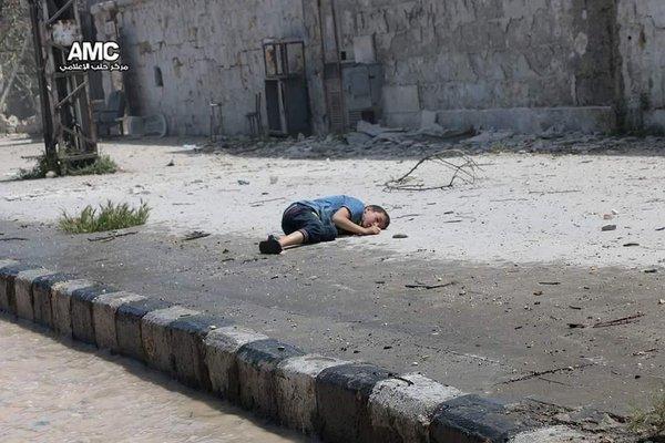 -شهيد-في-مجزرة-حي-الصالحين-في-حلب-المصدر-مركز-حلب-الإعلامي-عدسة-بهاء-الحلبي