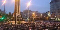 """مجزرة الساعة في حمص .. فيلم """"الاعتصام الخالد"""""""