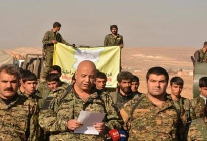 """مليشيا """"قسد"""" تسيطر على أجزاء من مطار الطبقة العسكري"""