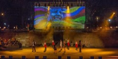 """مهرجان قرطاج يكرم مانديلا بأوبريت """"ماديبا"""""""