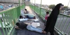 غضب في الشارع الإيراني بعد اعتراف رسمي بمجاعة ثلث السكان