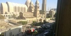 مقتل 26 شخصاً في تفجير وسط القاهرة