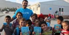 يونيسيف: أكثر من 40 بالمئة من أطفال السوريين في تركيا محرومون من التعليم