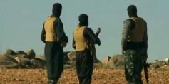 مئات المنشقين عن داعش على الحدود السورية على أمل الفرار