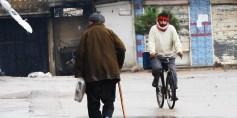 بلدة الغنطو في حمص – عدسة المعتصم بالله صويص