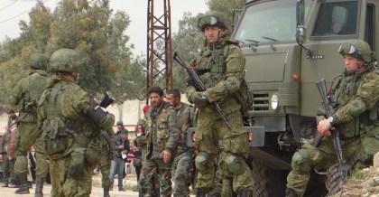 روسيا تعلن تخفيض قواتها في سوريا مع نهاية 2017