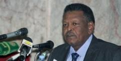 تعيين بكري صالح كأول رئيس وزراء سوداني في عهد البشير