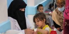 242 حالة وفاة.. الكوليرا تتفشى في اليمن