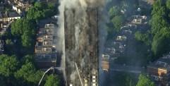 6 قتلى وعشرات المصابين باحتراق برج سكني في لندن