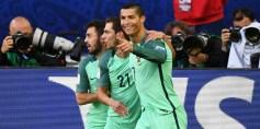 البرتغال تهزم روسيا وتضع قدماً في نصف نهائي كأس القارات