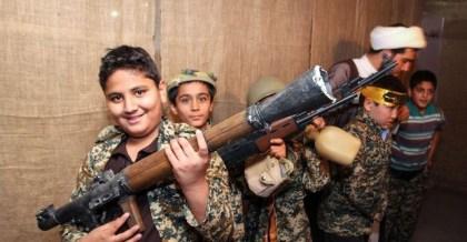 واشنطن: داعش ونظام الأسد والمليشيات الكردية والشيعية يجندون الأطفال