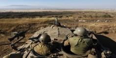 إسرائيل تحاول ضمان مطالبها في مناطق عازلة جنوبي سورية