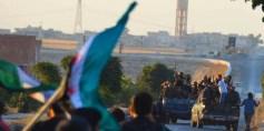 """""""الزنكي"""" تنفصل عن """"تحرير الشام"""" وسراقب تطرد عناصر الجولاني"""