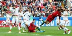البرتغال ثالثاً في كأس القارات بعد فوزها على المكسيك