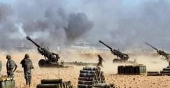 """الجيش اللبناني وحزب الله يبدآن هجومين على """"داعش"""" شرق لبنان"""
