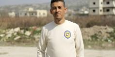 """لقاء مع أحد جنود """"القبعات البيضاء"""".. حسام زليطو مدير مركز الدفاع المدني في بداما بريف إدلب"""