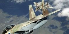 مئة غارة إسرائيلية بسوريا دون رد