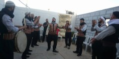 فن العراضة في تراث أهالي حمص